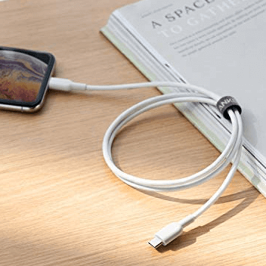 Picture of Anker Powerline II USB C to Lightning Cable (0.90cm)