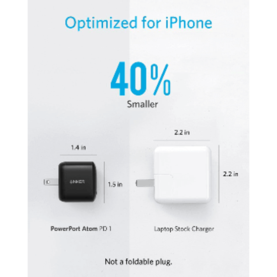 Picture of Anker PowerPort Atom PD 1 (30W)