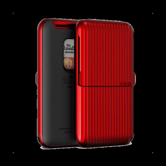 Picture of VRS Design Damda Wallet Folder Type (Red)