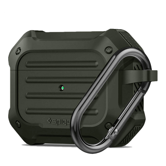 Picture of Spigen Tough Armor for Apple Airpods Pro Case - Military Green