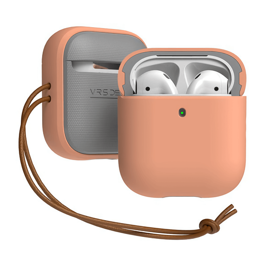 Picture of VRS Design Modern Case for Apple Airpods (Peach)