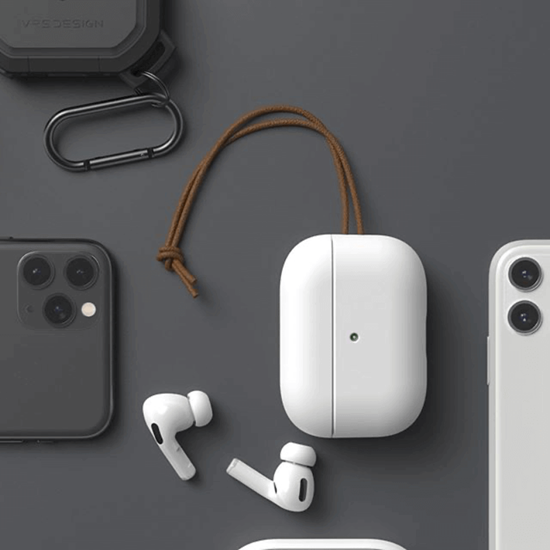 Picture of VRS Design Modern Case for Apple Airpods Pro (White)