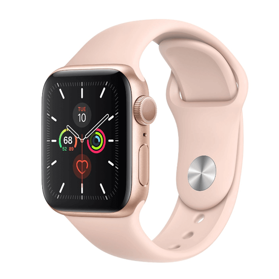 Picture of Apple Watch (40mm) Series 5 Gps (Gold) Aluminum