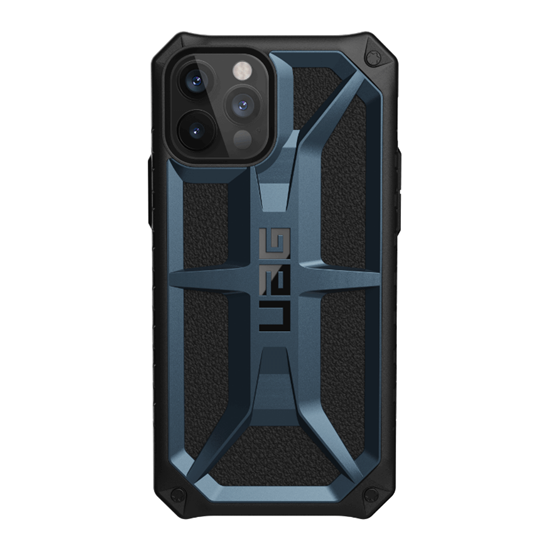 Picture of UAG iPhone 12 Pro Max Monarch Case (Blue)