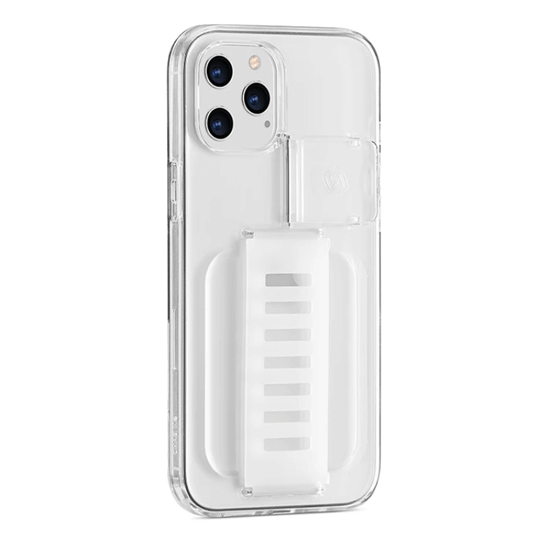 Picture of Grip2u Boost Case for iPhone 12 Pro Max (Clear)