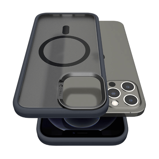 Picture of CYRILL MagSafe Case for iPhone 12 Pro Max (Graphite)