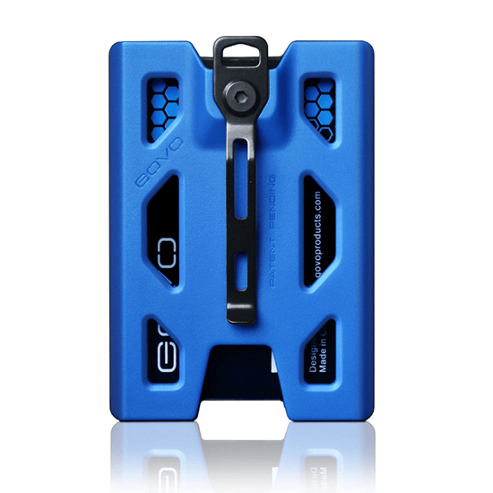 Picture of Poly GOVO Badge Holder / Wallet (Blue)