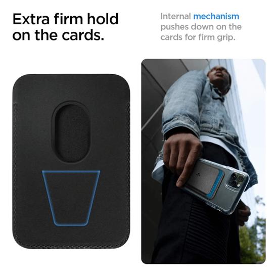 Picture of Spigen Valentinus Magnetic Wallet Card Holder