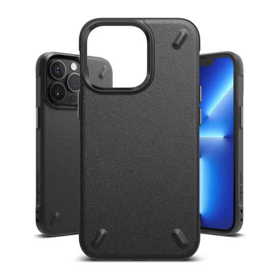 Picture of Ringke Onyx Case for iPhone 13 Pro Max (Black)